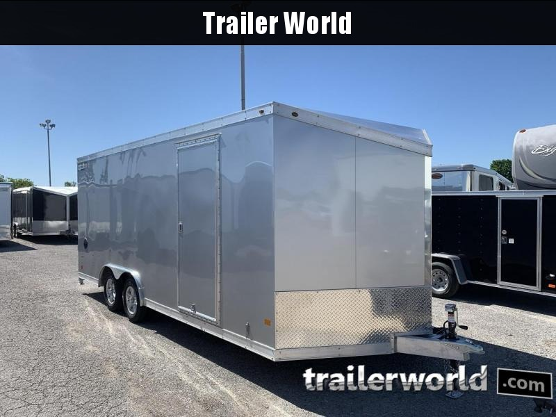 2019 Haulmark HAUV8.5x20WT2 8.5' x 20' x 7' Aluminum Enclosed Car Trailer in Ashburn, VA