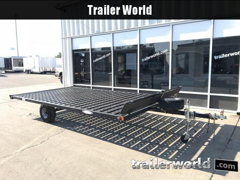 2006 Midwest Shorelander 14' ATV Utility Trailer