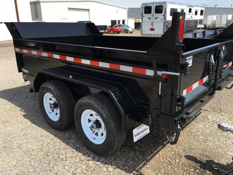 2019 Sure-Trac 6 x 10 Dump Trailer 10K GVWR