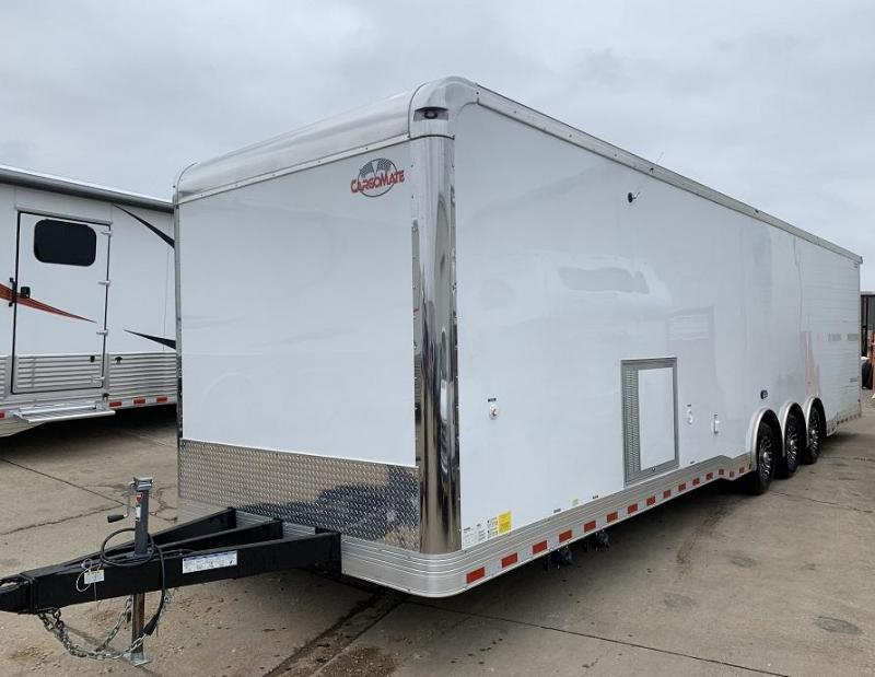 2019 Cargo Mate Eliminator 34' Race Trailer Bath Pkg