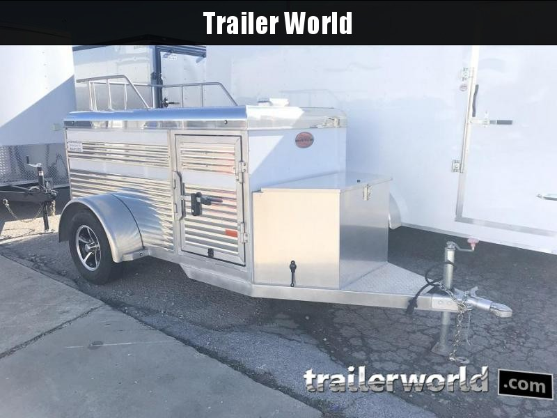2017 Sundowner Mini Stock Trailer w/ Dividers