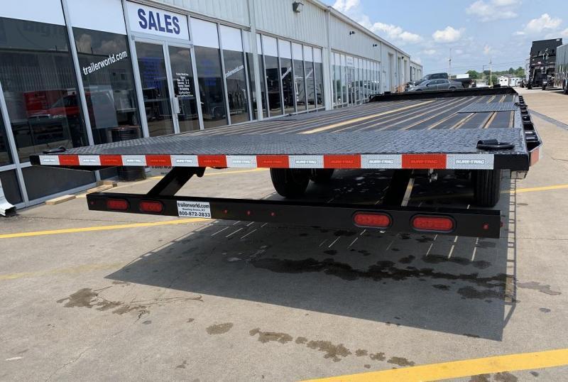 2019 Sure-Trac 102 x 22' Deckover Power Tilt BP 17.6K GVWR