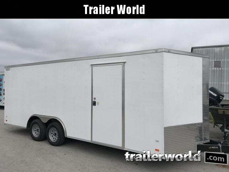 2019 CW 20' Enclosed Car Trailer 10k GVWR