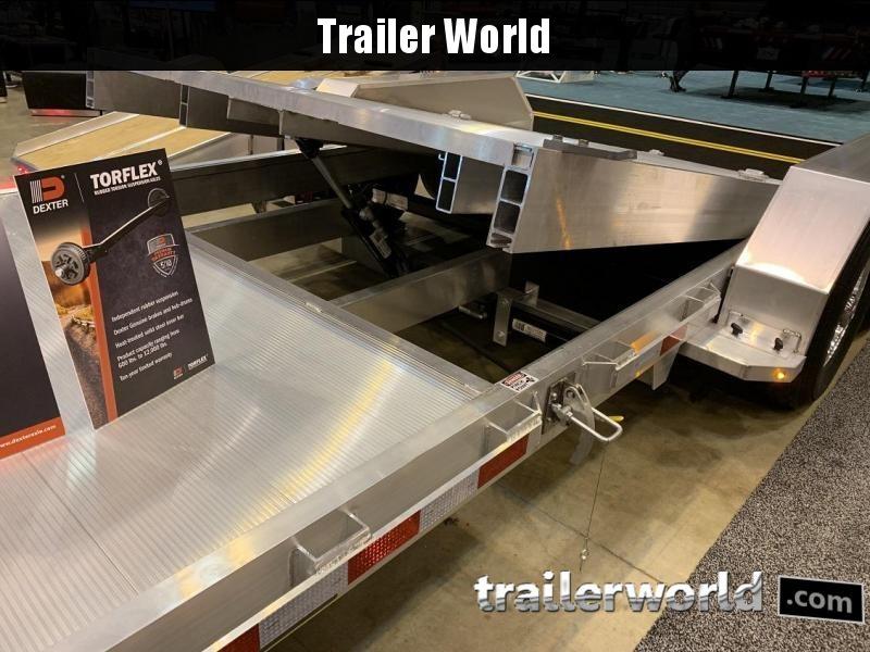 2020 Aluma 8222-14K Tilt Equipment Trailer