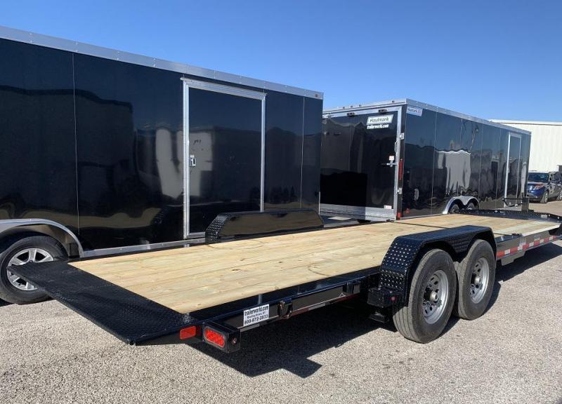 2019 Diamond C HDT 20' w/ 16' Tilt-Bed Equipment Trailer 7 Ton