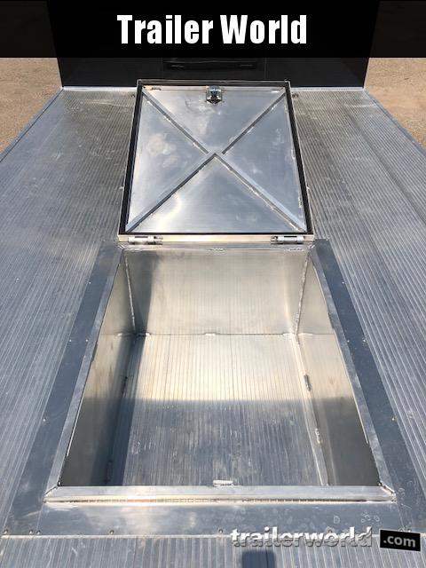 2019 Sundowner 2286KM Krawler Hauler Toy Hauler 18' Open Bed