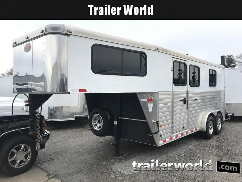 Used Horse Trailers For Sale Used Trailer Classifieds Find Used