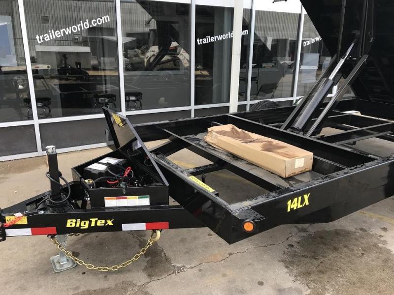 2019 Big Tex Trailers 14LX 16' Dump Trailer w/ TARP