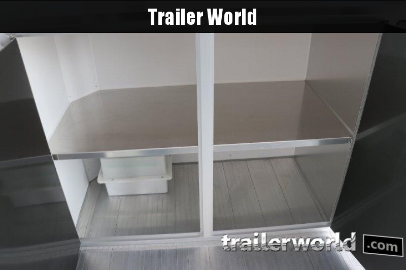 2020 inTech  24' Lite Aluminum Enclosed Car / Race Trailer