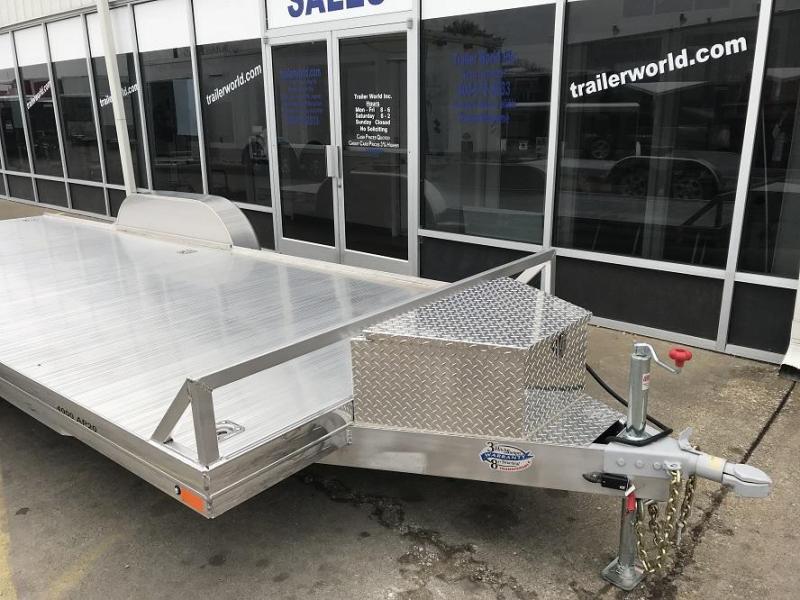 2018 Sundowner 4000AP - 20' Aluminum Open Car Hauler Trailer