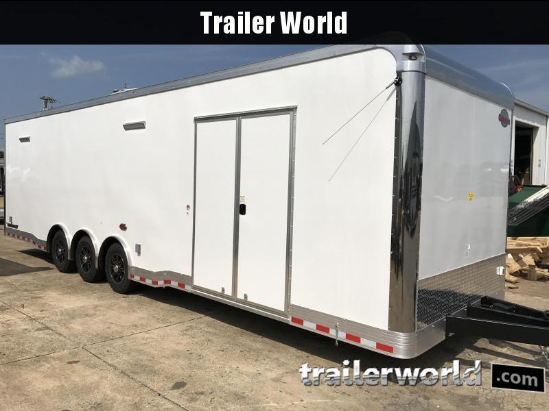 2019 Cargo Mate 32' Eliminator Race Trailer