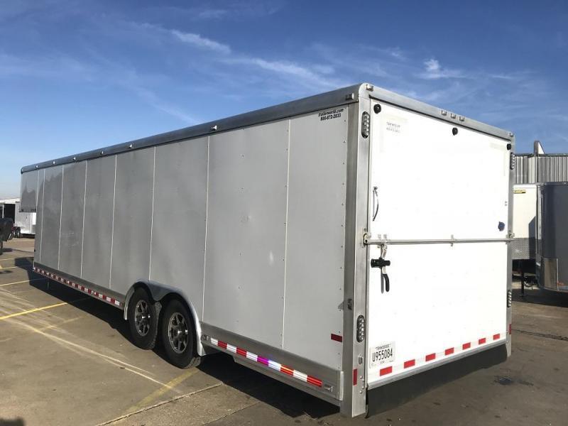 2015 Sundowner 36 Aluminum Gooseneck Enclosed Car Trailer