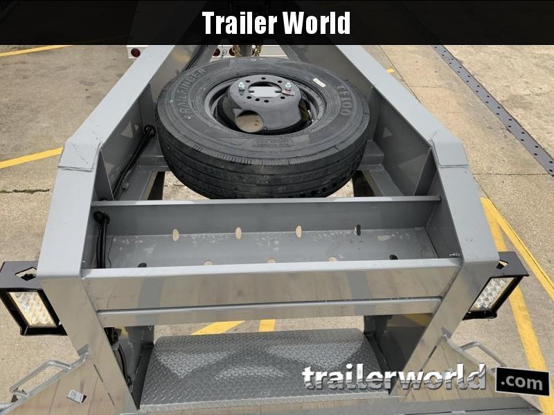 2019 Diamond C FMAX212 40' Hot Shot Trailer AIR RIDE