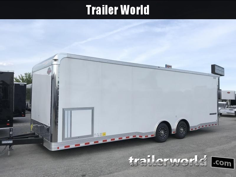 2019 Cargo Mate Eliminator 28' Race Trailer
