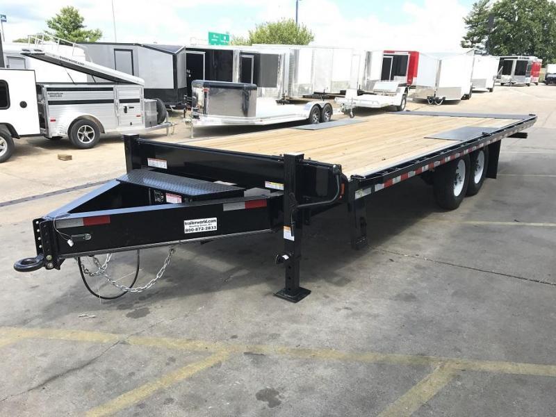 2019 Sure-Trac 22' Deck Over Tiltbed Equipment Trailer 15k GVWR