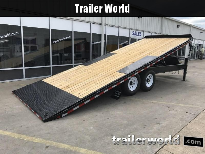 2019 Sure-Trac 22' Deck Over Tiltbed Equipment Trailer 15k GVWR