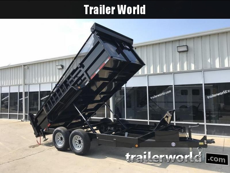 2020 QS 14' Dump Trailer 14K GVWR w/ Ramps w/ Tarp in Ashburn, VA