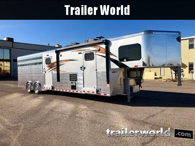 2019 Sundowner 8014 Living Quarters Stock Combo Trailer