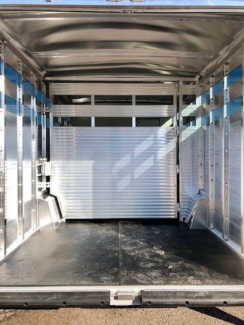 2019 Sundowner 8014 Living Quarters Stock Combo Trailer
