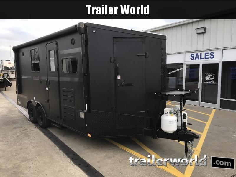 2019 Nomad 18' Toy Hauler