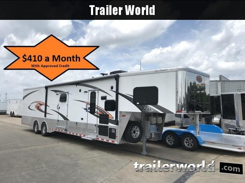 2019 Sundowner Aluminum 1786GM Pro Series Toy Hauler Trailer 24' Garage