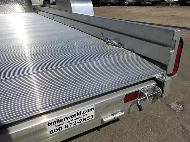 2019 *New Model* Aluma UTR12 Aluminum Utility Trailer 6.5' x 12'
