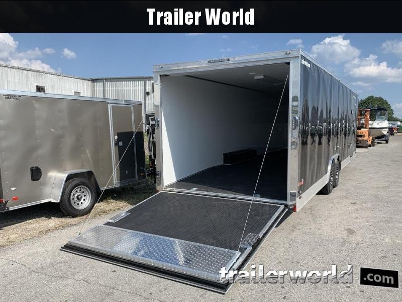 2020 Cargo Mate 28' Vnose Car / Racing Trailer