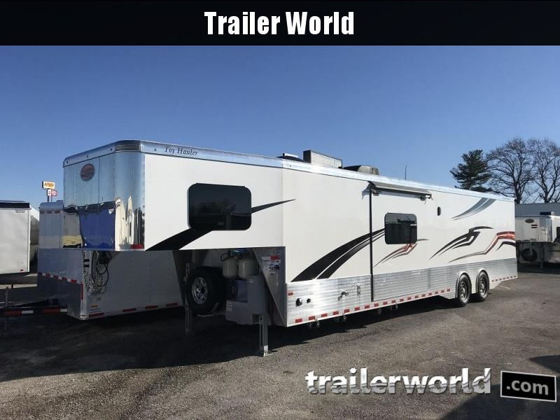 2019 Sundowner 2486SGM 42' Toy Hauler w/ Slide-Out 18' Garage
