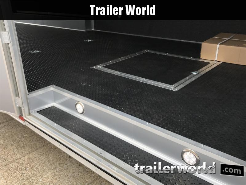 2020 Cargo Mate Eliminator 32' Race Trailer