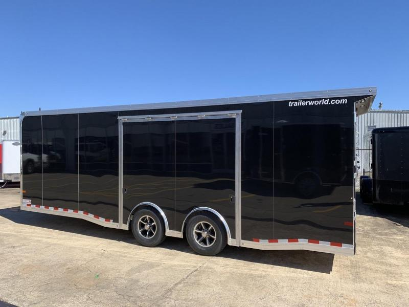 2019 Sundowner 24' Aluminum Enclosed Trailer w Full Access Door
