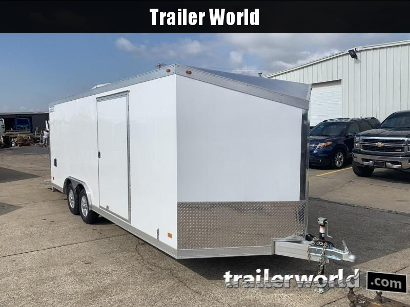 2019 Haulmark HAUV8.5x20WT3 8.5' x 20' Aluminum Enclosed Car Trailer in Ashburn, VA