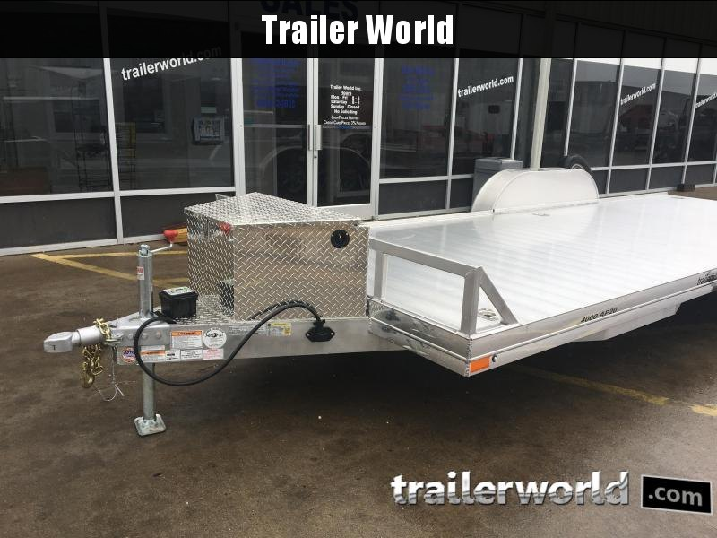 2018 Sundowner 4000AP - 20' Aluminum Open Car Hauler Trailer in Ashburn, VA