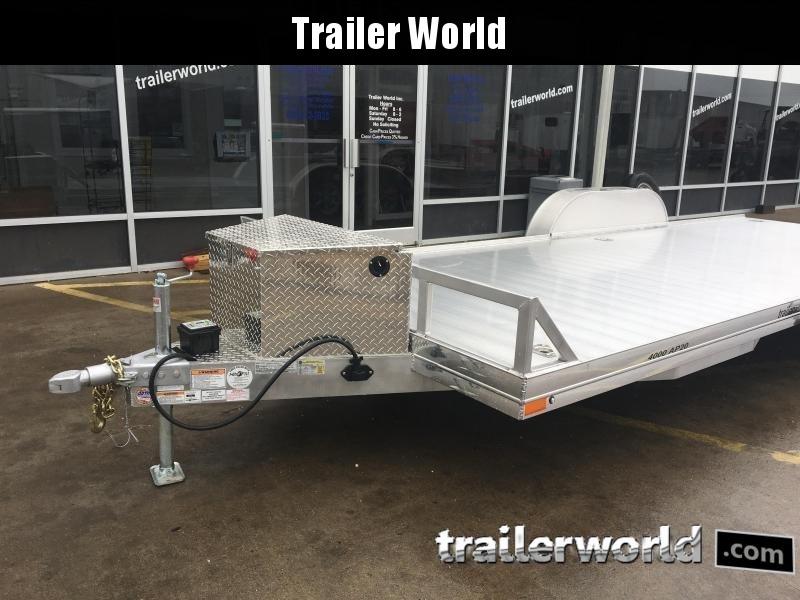 2018 Sundowner 4000AP - 20' Aluminum Open Car Hauler Trailer in Ashburn, VA