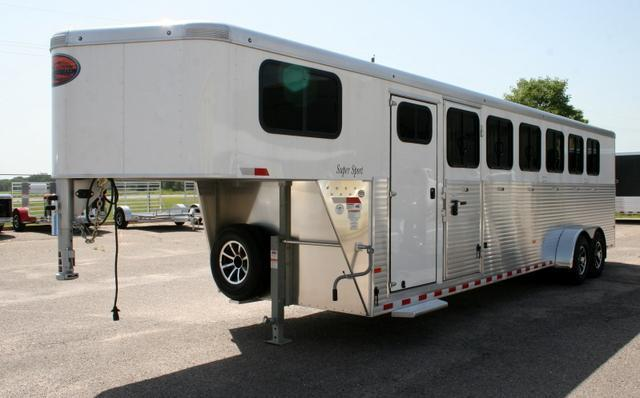 2019 Sundowner Super Sport 6 Horse Trailer