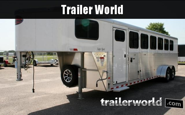 2020 Sundowner Super Sport 6 Horse Trailer