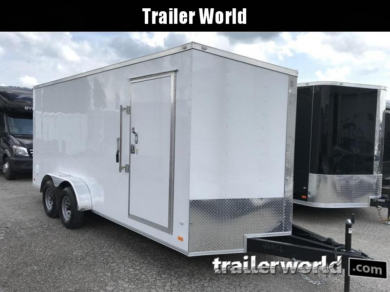 2019 CW 7' x 20' x 7' Vnose Enclosed Cargo Trailer 10k GVWR