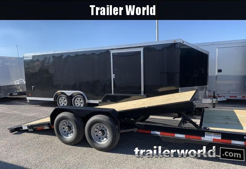 2019 Diamond C HDT 25' w/ 16' Tilt-Bed Equipment Trailer 7 Ton