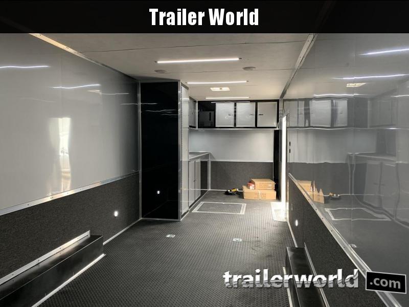 2020 Cargo Mate Eliminator 34' Race Trailer