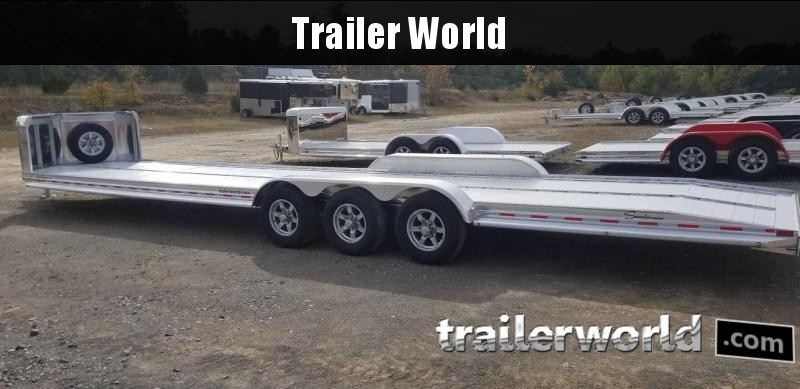 Open Car Haulers Trailer World Of Bowling Green Ky New And Used