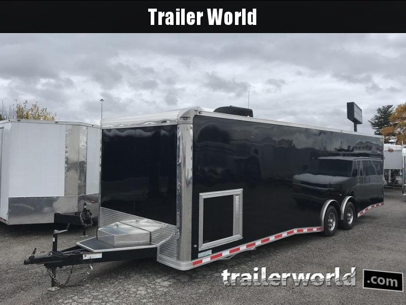 2017 CW 30' Spread Axle Racing Trailer 14k GVWR