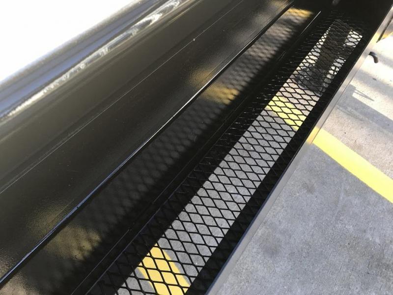 2018 Better Built Gooseneck Flatbed 25' Equipment Trailer 7 Ton