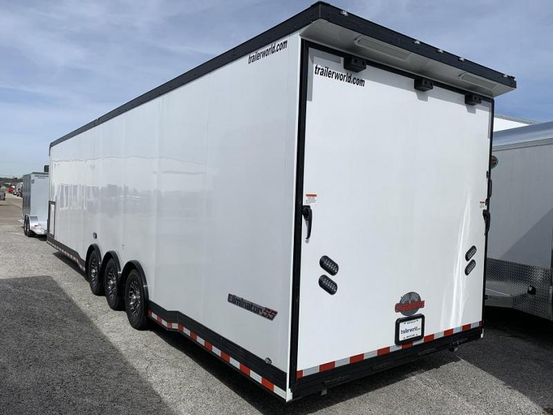 2019 Cargo Mate 32' Eliminator Race Trailer