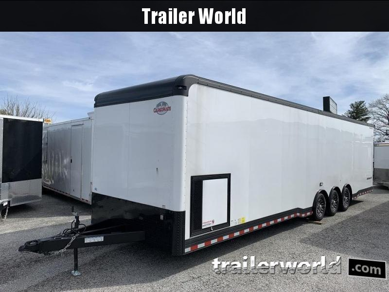 2019 Cargo Mate 34' Eliminator Race Trailer