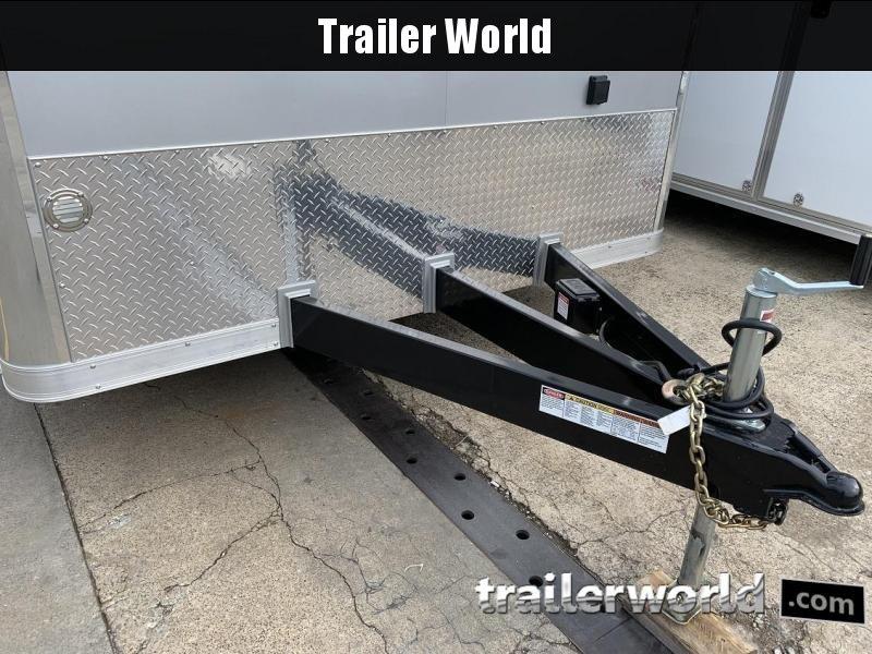 2020 Bravo Star 24' Enclosed Car Trailer Show Car Pkg