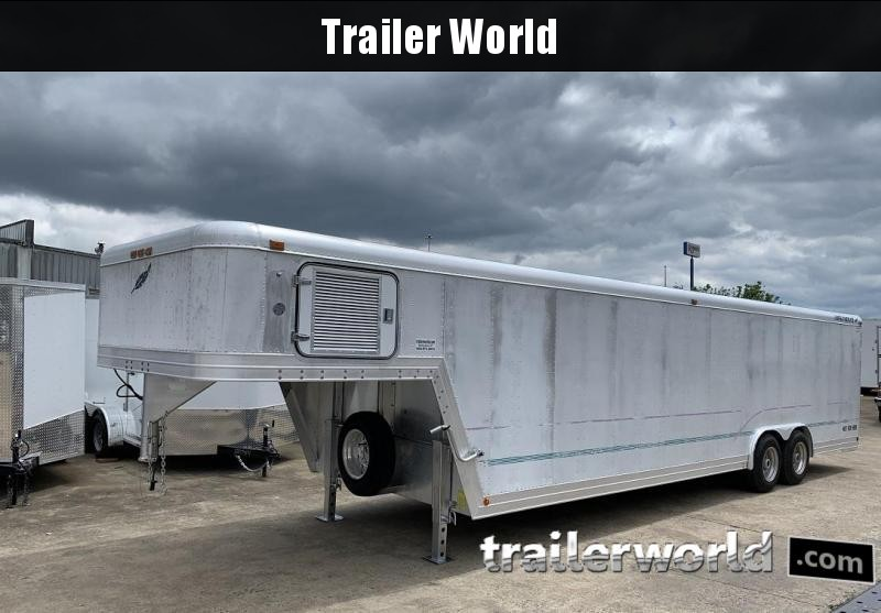 1992 Featherlite 36 Gooseneck Car / Racing Trailer