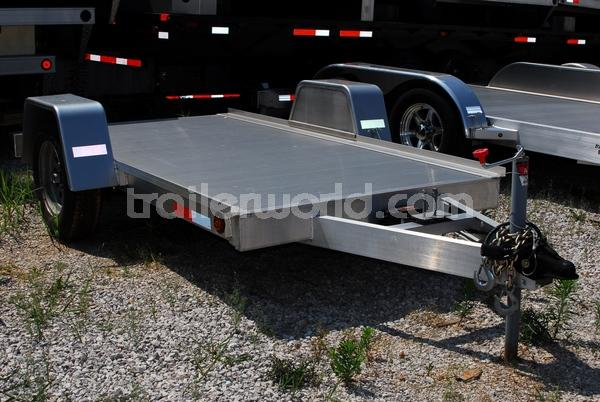 2012 Trailer World Aluminum Utility