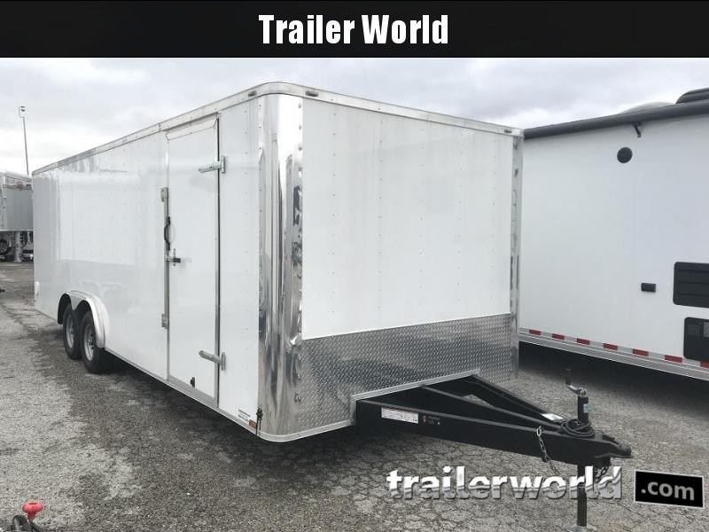2019 Lark 24' Enclosed Car Trailer 10k GVWR