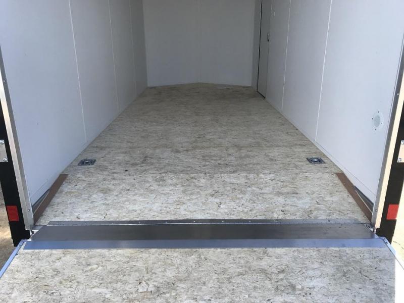 2019 Haulmark HAUV7x16WT2 7' x 16' x 6.5' Aluminum Enclosed Cargo Trailer