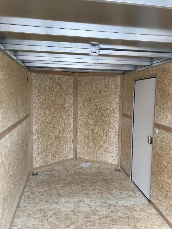 2019 Haulmark HAUV7x18WT2 7' x 18' x 7' Aluminum Enclosed Cargo Trailer