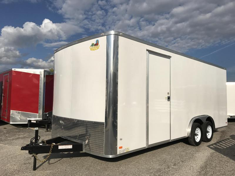 2019 CW 8' x 20' Vending / Concession Trailer